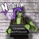 Novacrow – Criminal Mastermind (EP) (2018) 320 kbps