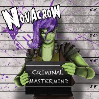Novacrow - Criminal Mastermind (EP) (2018)