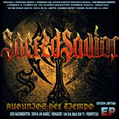 Sacred Savior - Augurios Del Tiempo (2019)