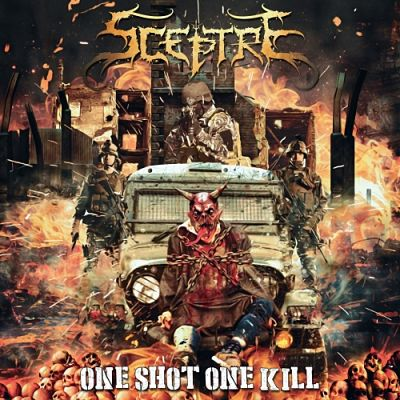 Sceptre - One Shot One Kill (EP) (2019)