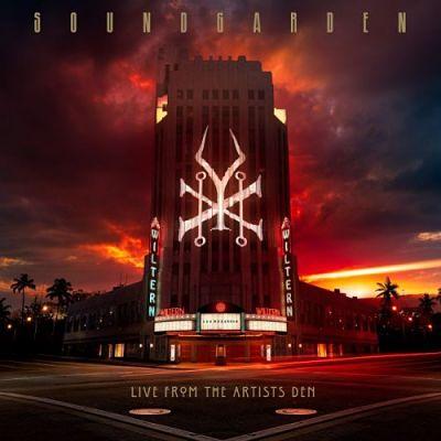Soundgarden - Soundgarden: Live from the Artists Den (2019) 320 kbps