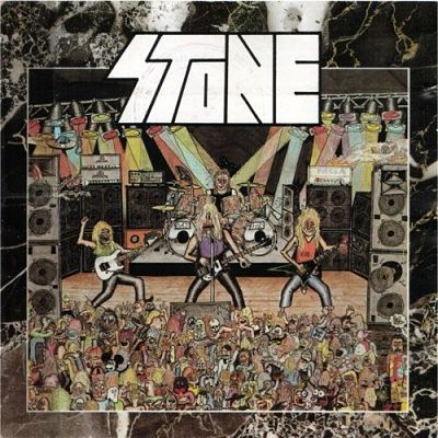 Stone - Discography (1988-2008)