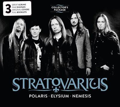 Stratovarius - Соllесtor's Расkаgе [3СD] (2015)