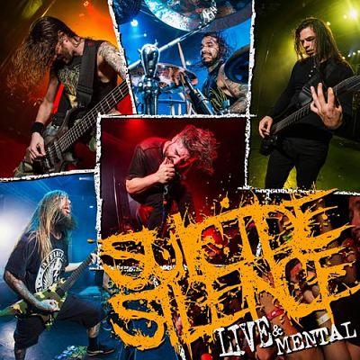 Suicide Silence - Live & Mental (2019) 320 kbps