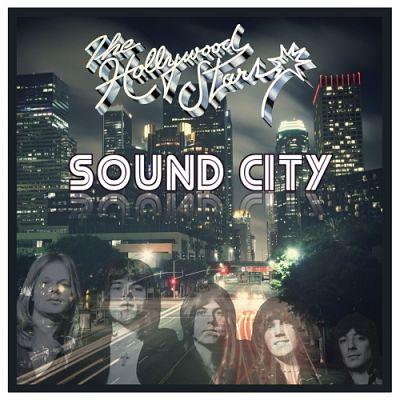 The Hollywood Stars - Sound City (2019)