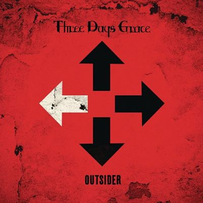 Three Days Grace - Outsider (2018) 320 kbps