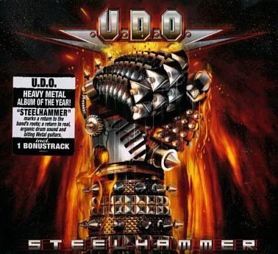 U.D.O. - Stееlhаmmеr [Limitеd Еditiоn] (2013)