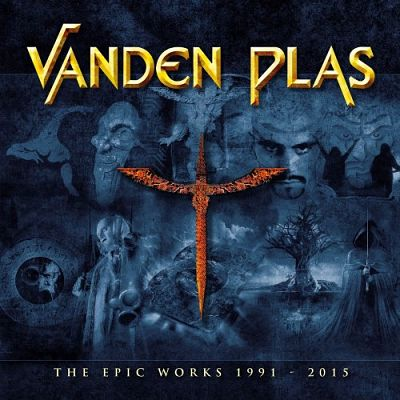 Vanden Plas - The Epic Works 1991-2015 (2019) 320 kbps
