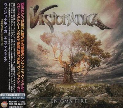 Visionatica - Enigma Fire [Japanese Edition] (2019)