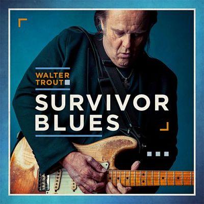 Walter Trout - Survivor Blues (2019) 320 kbps