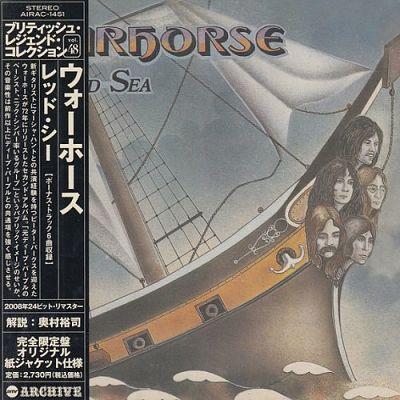 Warhorse - Red Sea (Japan Edition) (2008)