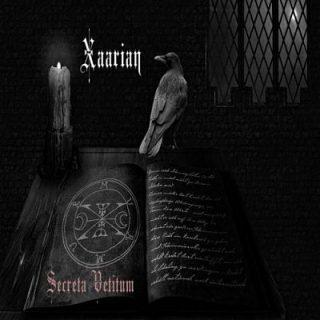 Xaarian - Secreta Vetitum (2019)