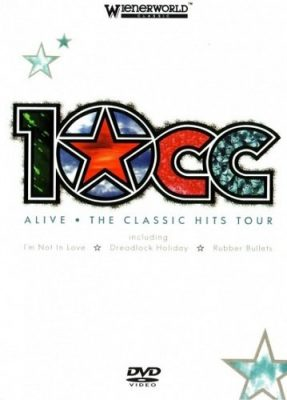 10CC - Alive - The Classic Hits Tour 1993