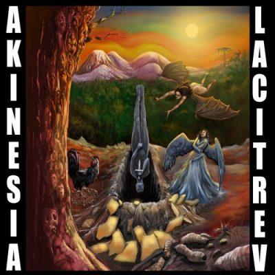Akinesia - Vertical (2019)