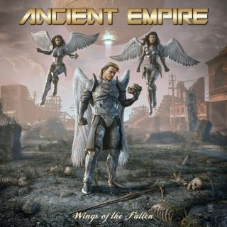 Ancient Empire - Wings Of The Fallen (2019)