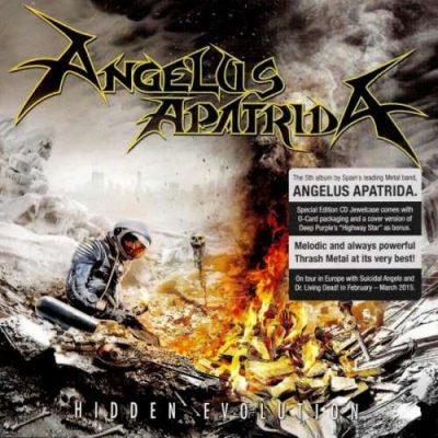 Angelus Apatrida - Нiddеn Еvоlutiоn (2015)