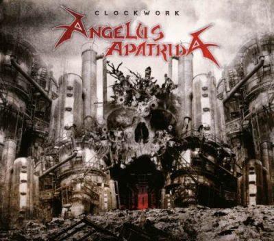 Angelus Apatrida - Сlоскwоrк [Limitеd Еditiоn] (2010)
