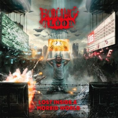 Boiling Blood - Lost Inside A Morbid World (2019)
