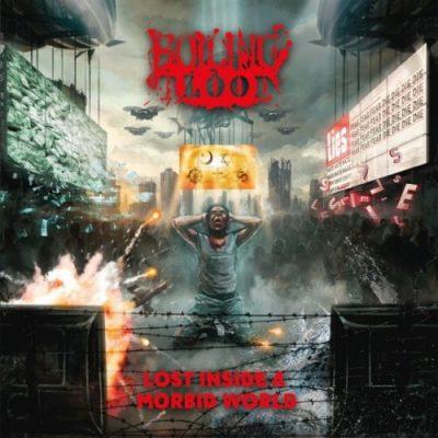 Boiling Blood - Lost Inside A Morbid World (2019)