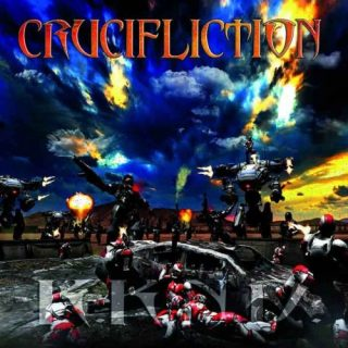 Crucifliction - K.K.N.D. (2019)