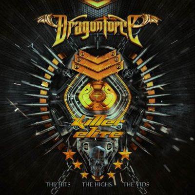 DragonForce - Кillеr Еlitе: Тhе Нits, Тhе Нighs, Тhе Vids [2СD] (2016)