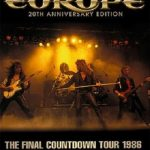 Europe – The Final Countdown Tour Live In Sweden 1986 (2006) DVD