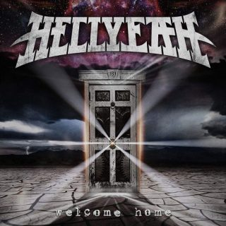 Hellyeah - Welcome Home (2019)