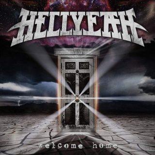 Hellyeah - Welcome Home (2019)
