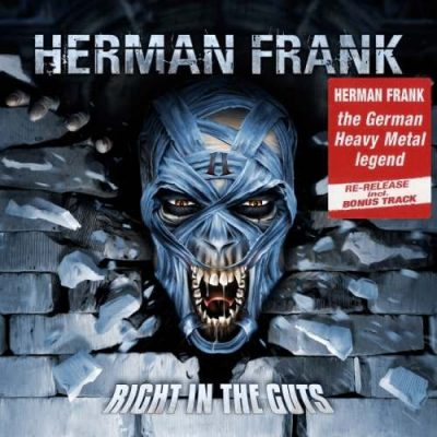 Herman Frank – Right In Тhе Guts (2012) [2016] 320 kbps