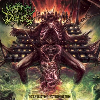 Horrific Demise - Excruciating Extermination (2019)