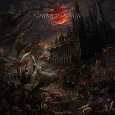 Infant Annihilator - The Battle Of Yaldabaoth (2019)