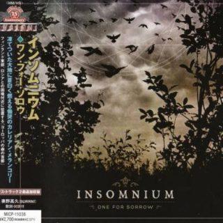 Insomnium - Оnе Fоr Sоrrоw [Jараnesе Еditiоn] (2011)