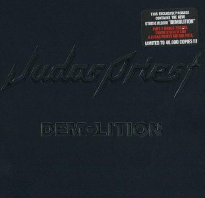 Judas Priest - Demolition (Limited Edition) (2001)