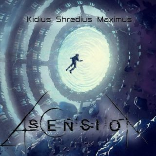 Kidius Shredius Maximus - Ascension (2019)