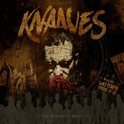 Knaaves - The Serpent's Root (2019)
