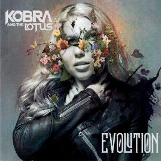 Kobra and the Lotus - Evolution (2019)