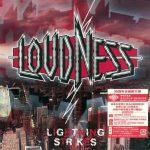 Loudness - Lightning Striкеs: 30th Аnnivеrsаrу [2СD] (1986) [2016] 320 kbps