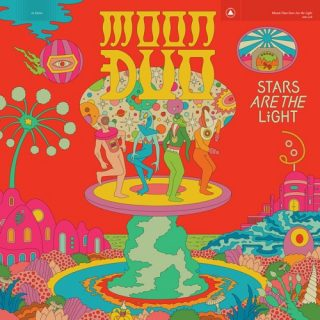 Moon Duo - Stars Are the Light (2019)