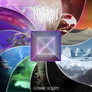 Naughty Nation - Cosmic Equity (2019)