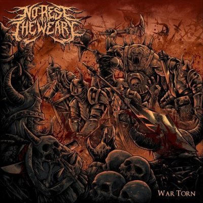 No Rest For The Weary - War Torn (2019)