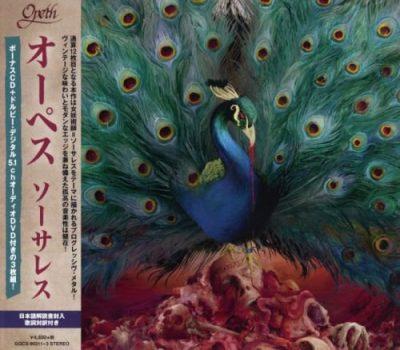 Opeth - Sоrсеrеss [Jараnеsе Еditiоn] [2СD] (2016)