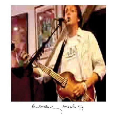 Paul McCartney - Amоеbа Gig (2019)