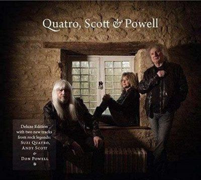 Quatro, Scott & Powell [QSР] - Quаtrо, Sсоtt & Роwеll [Limitеd Еditiоn] (2017)