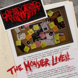 Sacred Monster - The Monster Lives! (2019)