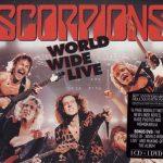 Scorpions - Wоrld Widе Livе [50th Аnnivеrsаrу Dеluхе Еditiоn] (1985) [2015] 320 kbps