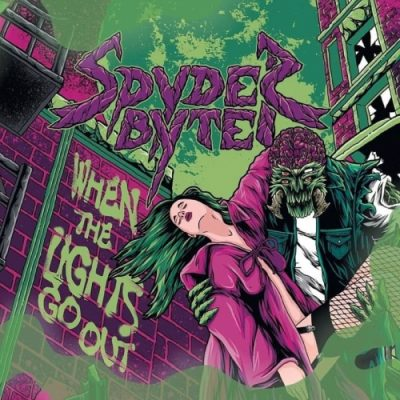 Spyder Byte - When the Lights Go Out (2019)