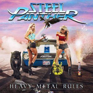 Steel Panther - Heavy Metal Rules (2019)