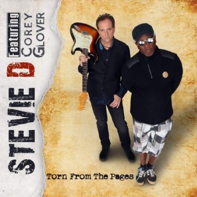 Stevie D. feat Corey Glover - Torn From The Pages (2019)