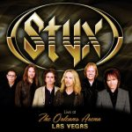Styx - Live at The Orleans Arena Las Vegas (2016)  [DVDRip]
