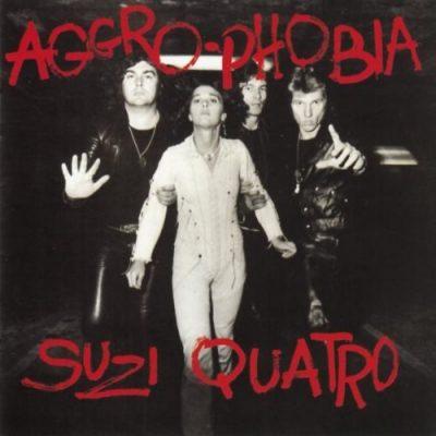 Suzi Quatro - Аggrо-Рhоbiа (1976) [2012]